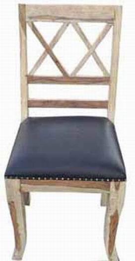 Warren Solide Sheesham Wood Armchair