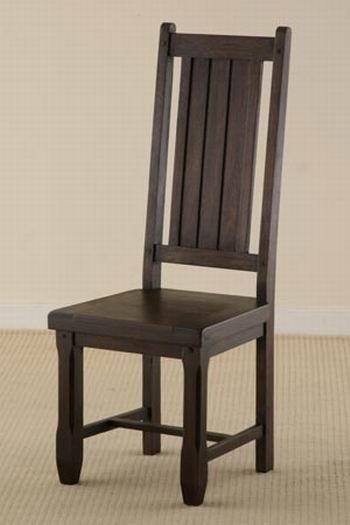 Nancy Solid Sheesham Wood Armchair