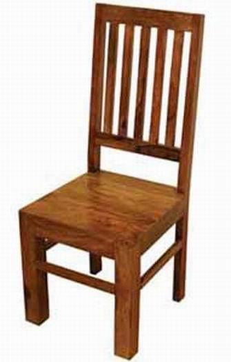 Milton Solid Wood Armchair