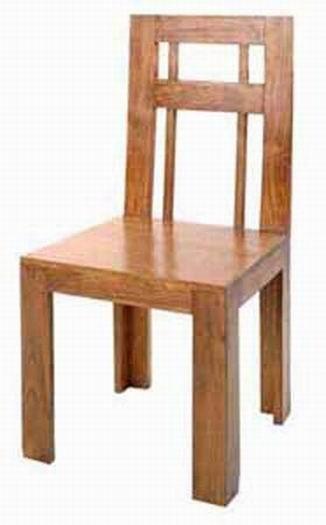Wolper Solid Wood Armchair