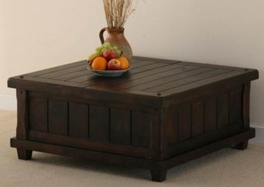 Solid Wood Acropolis Nest of Tables