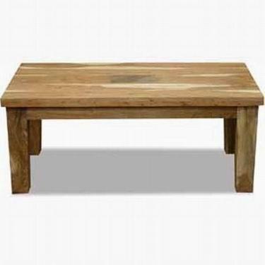 Hugo Sheesham Wood Tea Table