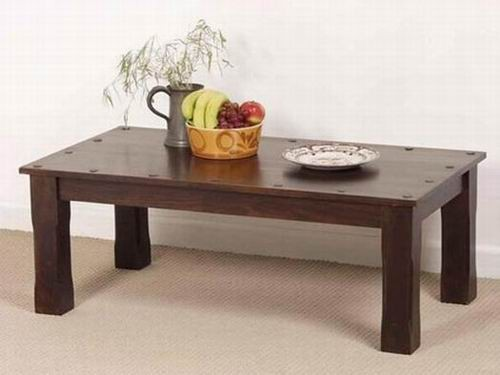 Tora Solid Sheesham Wood s Nest of Tables