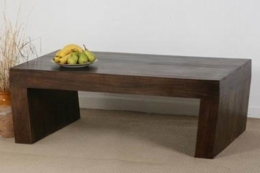Stigen Solid Sheesham Wood Nest of Tables