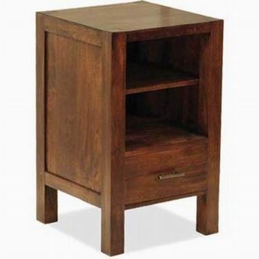 Vayaka Solid Wood Cabinet