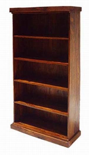 Avian Solid Wood Book Shelf