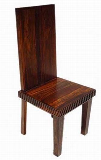 Nancy Solid Wood Armchair