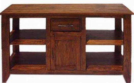 Raga Solid Sheesham Wood Cabinet