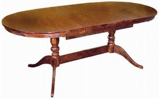 Mindy Sheesham Wood Dining Table