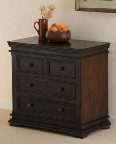 Solid Wood Abbey Drawer Chest