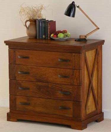 Abbey Solid Wood Drawer Chest