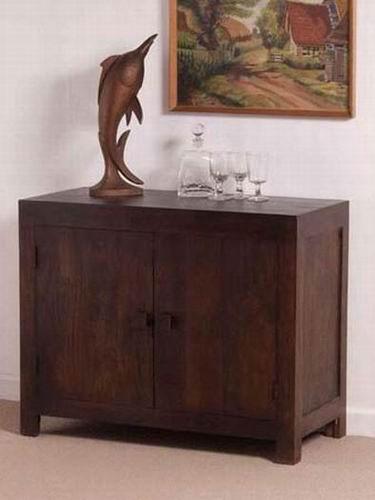Louis Sheesham Wood Cabinet