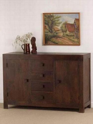 Siramika Sheesham Wood Cabinet
