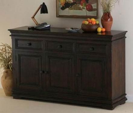 Garret Sheesham Wood Cabinet