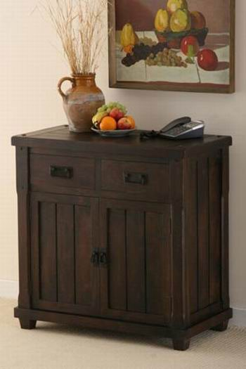 Woodway Solid Wood Sideboard
