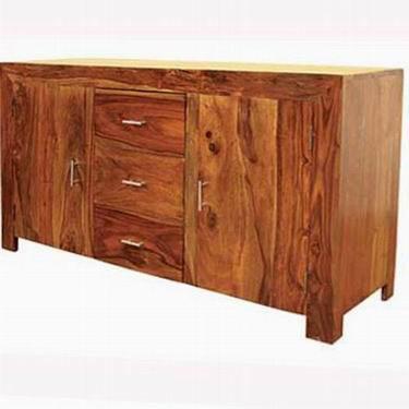 Avian Solid Sheesham Wood Sideboard