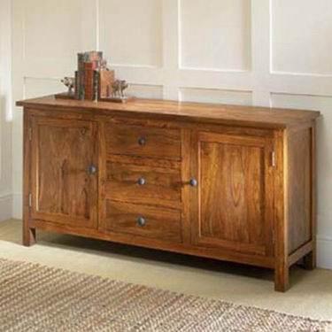 Avilys Solid Wood Sideboard