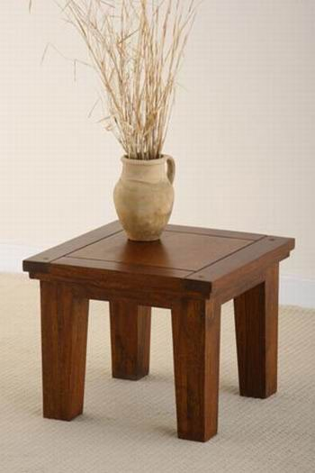 Anitz Solid Wood Coffee Table