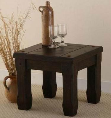 Omar Solid Sheesham Wood Coffee Table