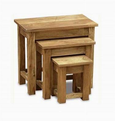 Avian Solid Sheesham Wood Coffee Table
