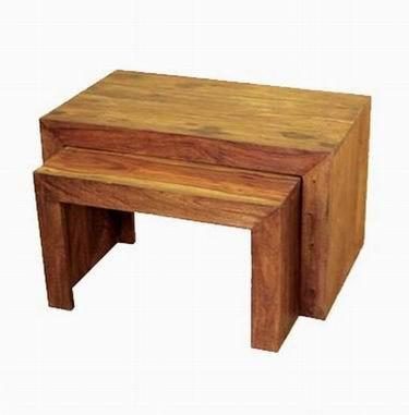 Warrican Solid Sheeshams Wood Cabinet