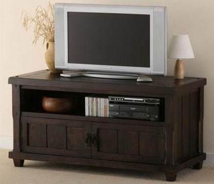 Delaila Sheesham Wood Tv Unit
