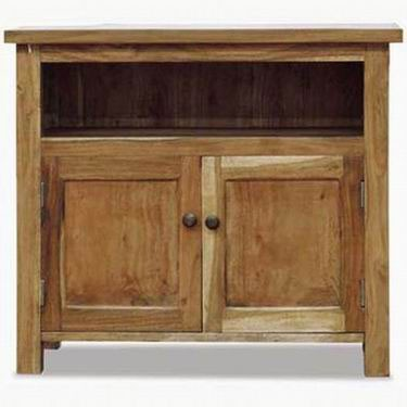 Costas Solid Wood Tv Unit