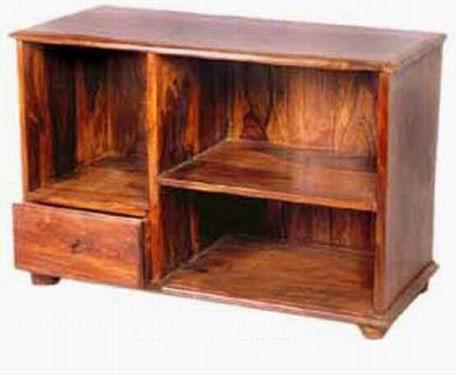 Lynton Solide Sheesham Wood Small Tv Unit