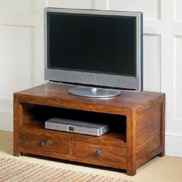 Capezio Solid Wood Tv Unit