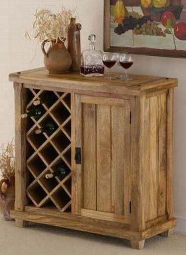 Segur Wooden Cabinet