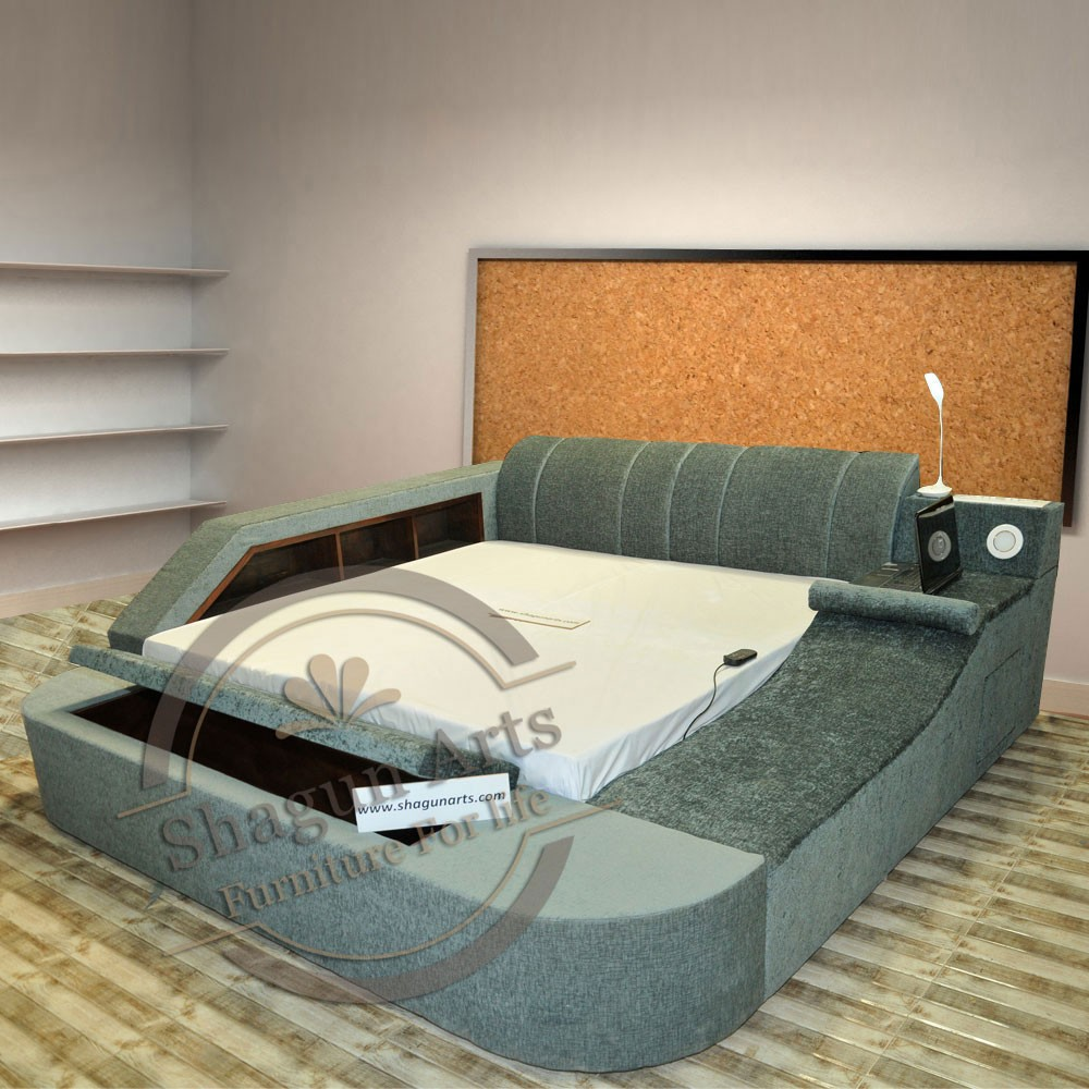 Multi Feature Bed