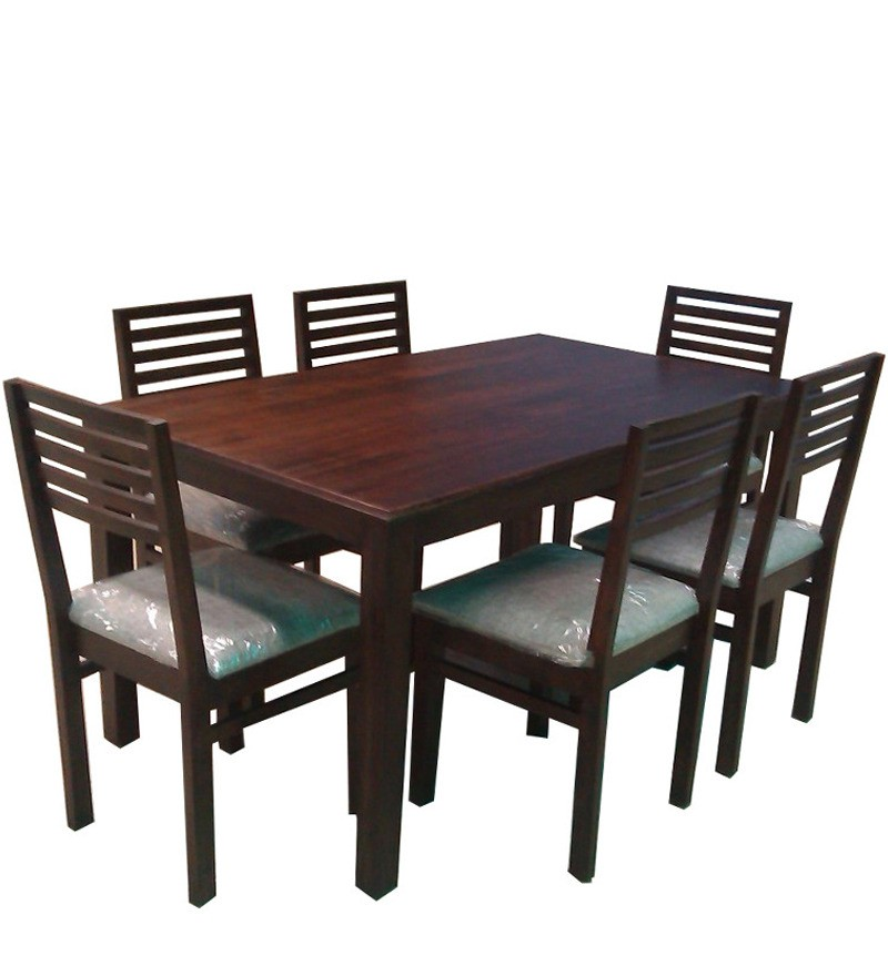 Solid Sheesham Wood Dining Set