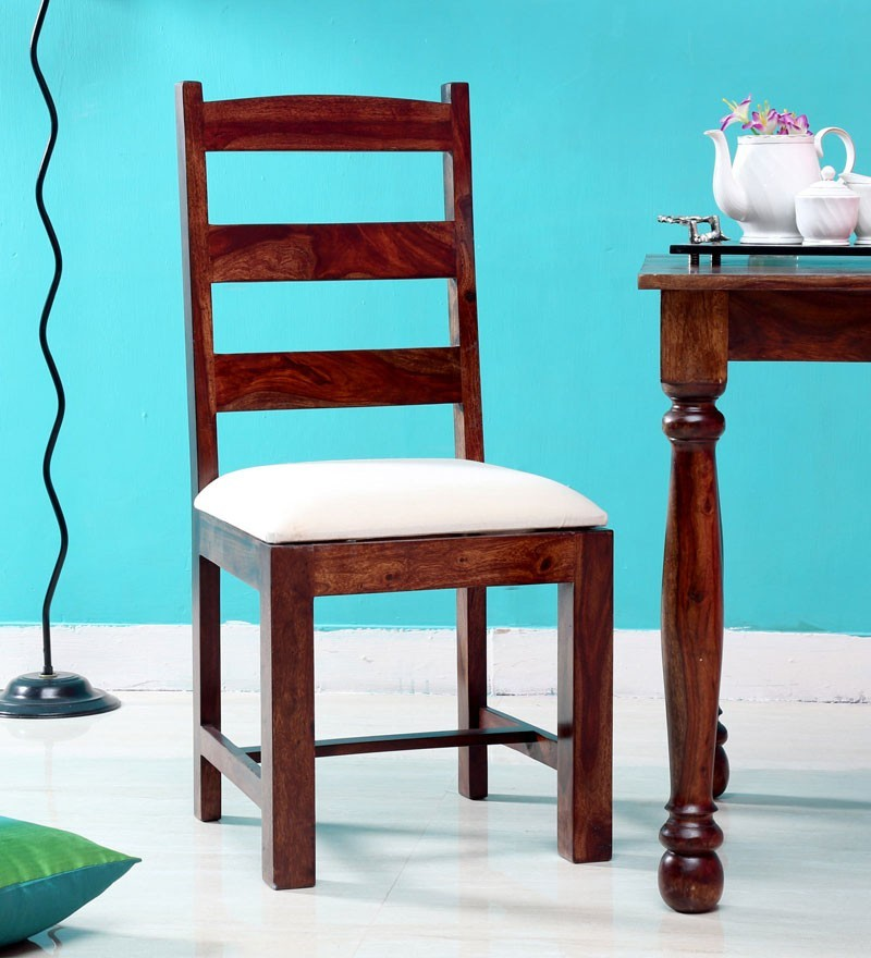Atmos Solid Wood Armchair