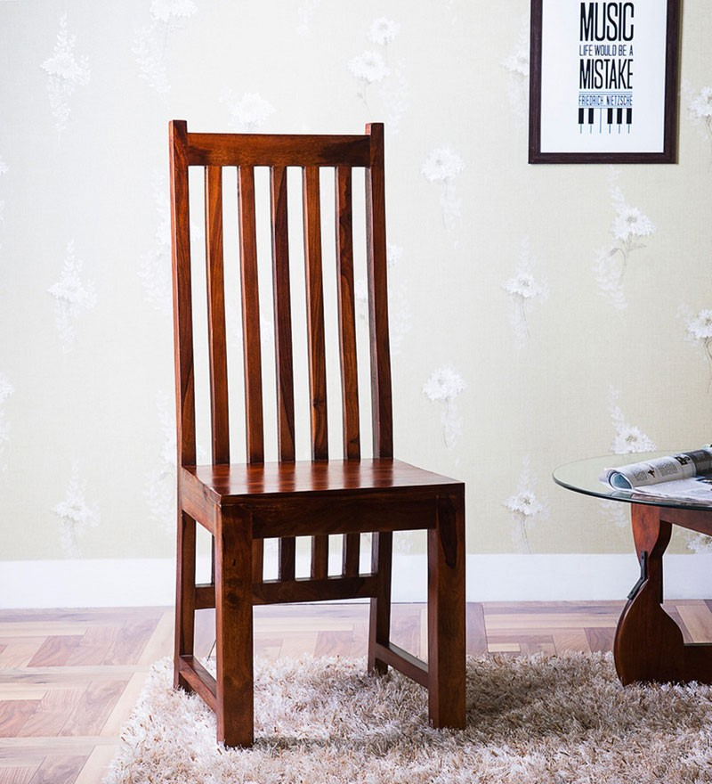 Solid Abbey  Wood Armchair