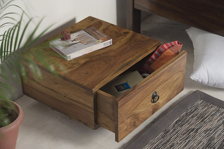 Samurai Bed Side Table