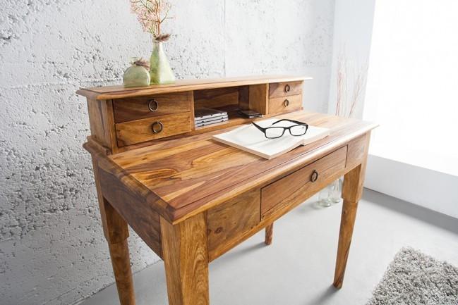 Writing Solide Sheesham Wood Table