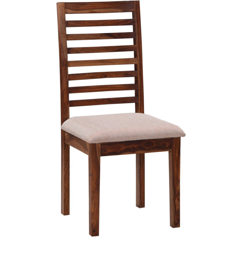 Zenith Solid Sheesham Wood Armchair