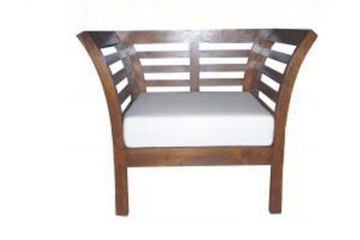 Raiden Sheesham Wood Sofa