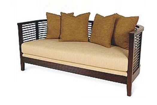 Marriott Wooden Sofa