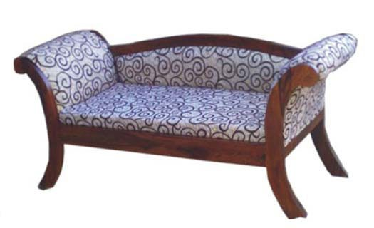 Henry Sheesham Wood Sofas