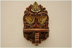 Multicolour Wood Handmade Decorative