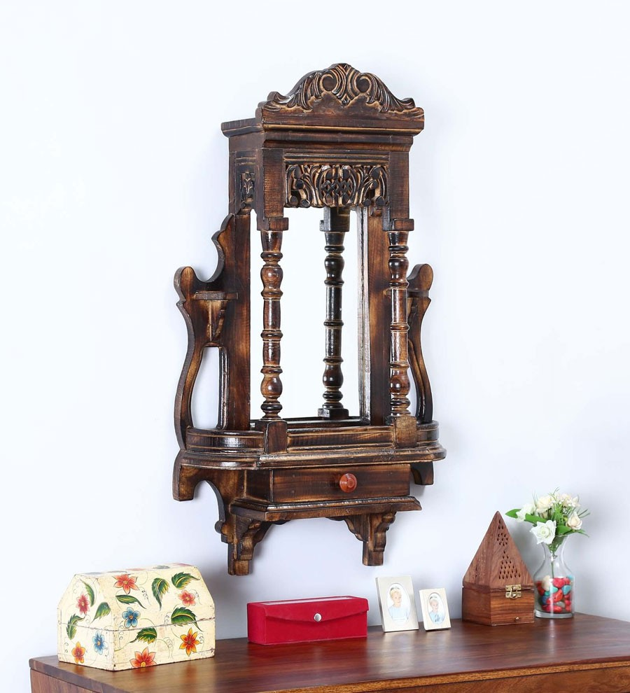 Kyra Mirror With  Wall Stand