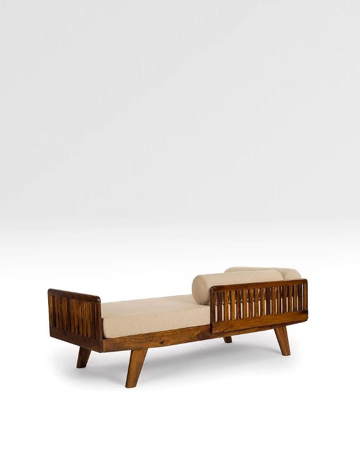 Marriott Wooden Sofa Bed Sofa