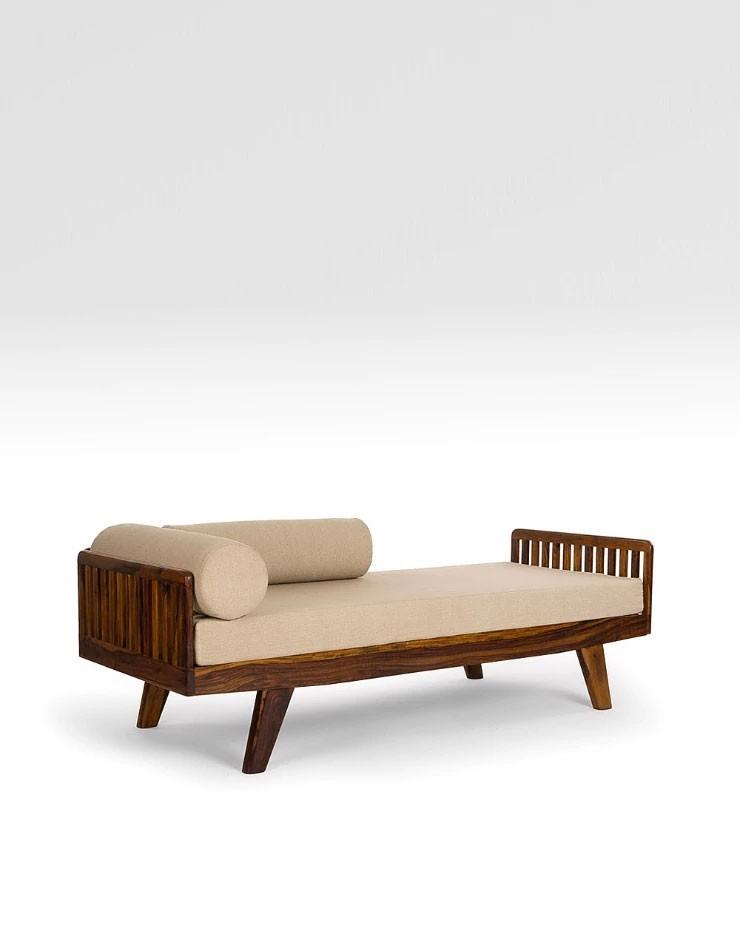Marriott Wooden Piano Totora Sofa