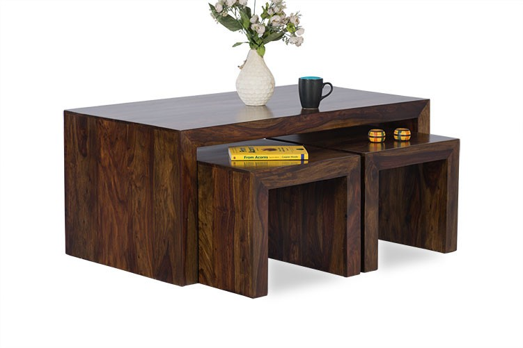 Cube Coffee Table Set