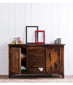 Cambrey Sheesham Wood Sideboard