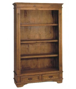 Hagborg Solid Sheesham Wood Book Shelf