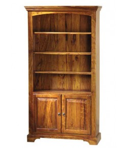 Essex Sheesham Wood Book Shelf