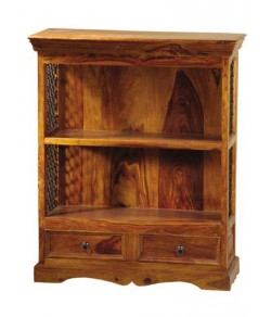 Gower Solid Wood Book Shelf
