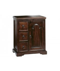 Stigen Solid Sheesham Wood Cabinet